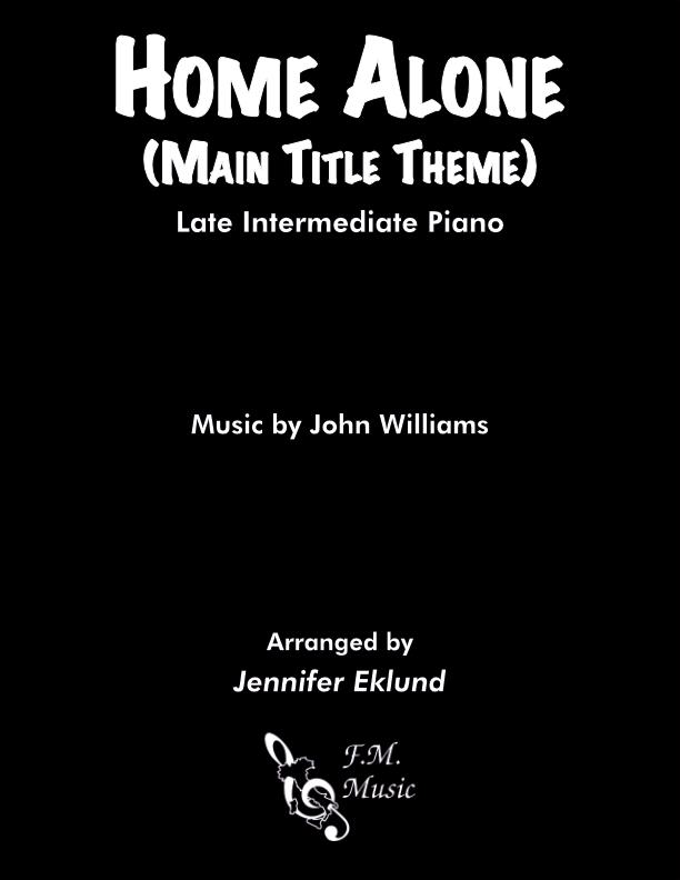 Main Title from Home Alone (Late Intermediate Piano)