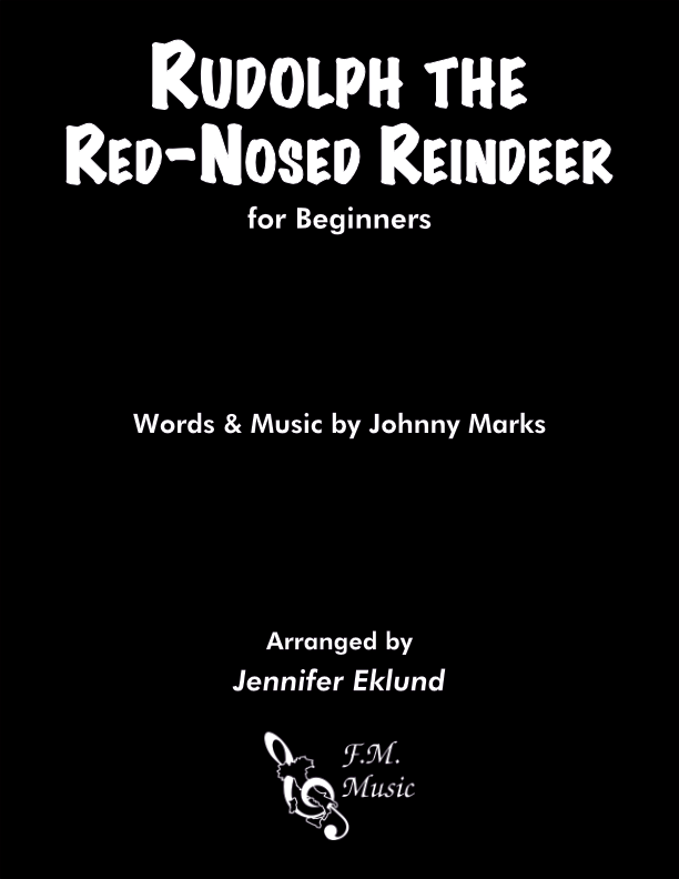 Rudolph the Red-Nosed Reindeer (for Beginners)