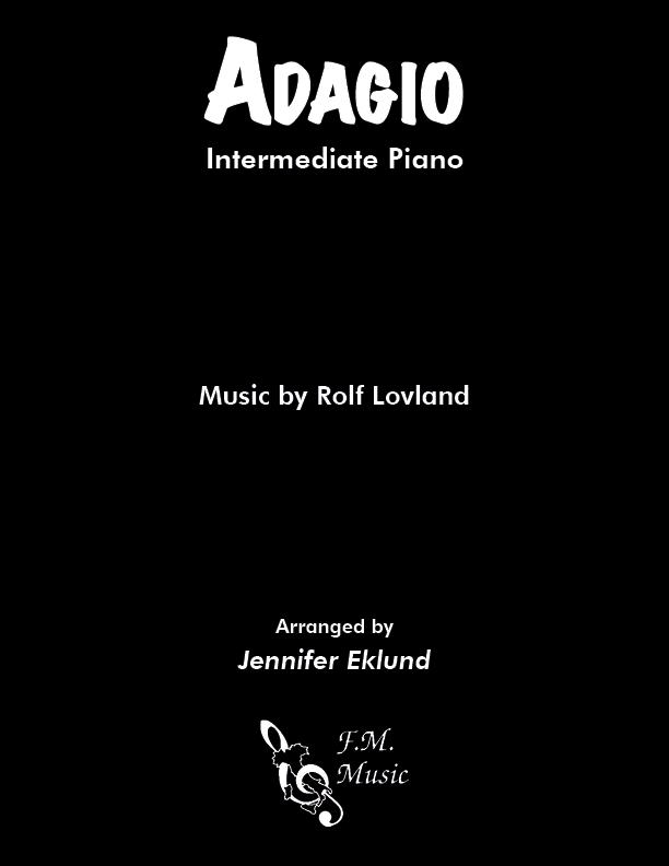 Adagio (Intermediate Piano)
