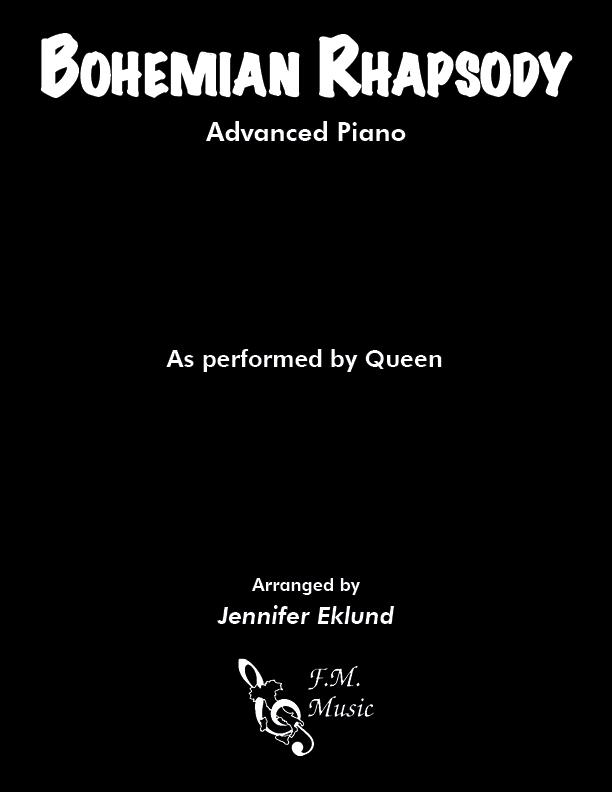 Bohemian Rhapsody (Advanced Piano)