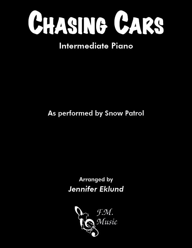 Chasing Cars (Intermediate Piano)