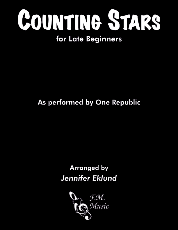 Counting Stars (for Late Beginners)