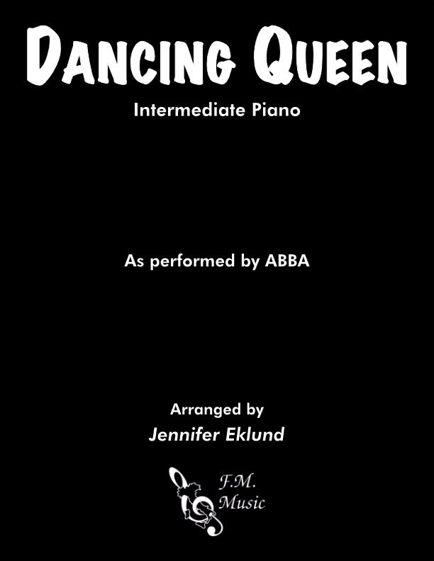 Dancing Queen (Intermediate Piano)