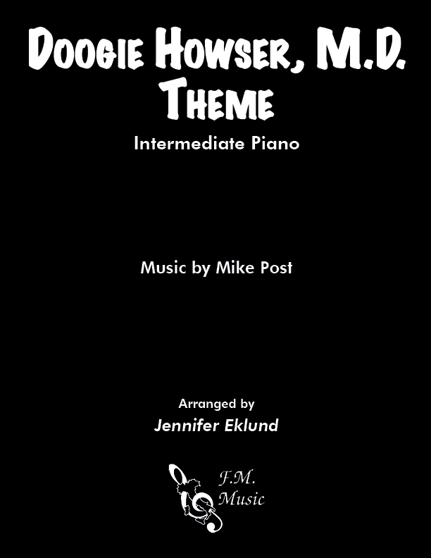 Doogie Howser, M.D. Theme (Intermediate Piano)