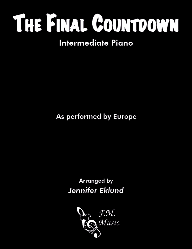 The Final Countdown (Intermediate Piano)
