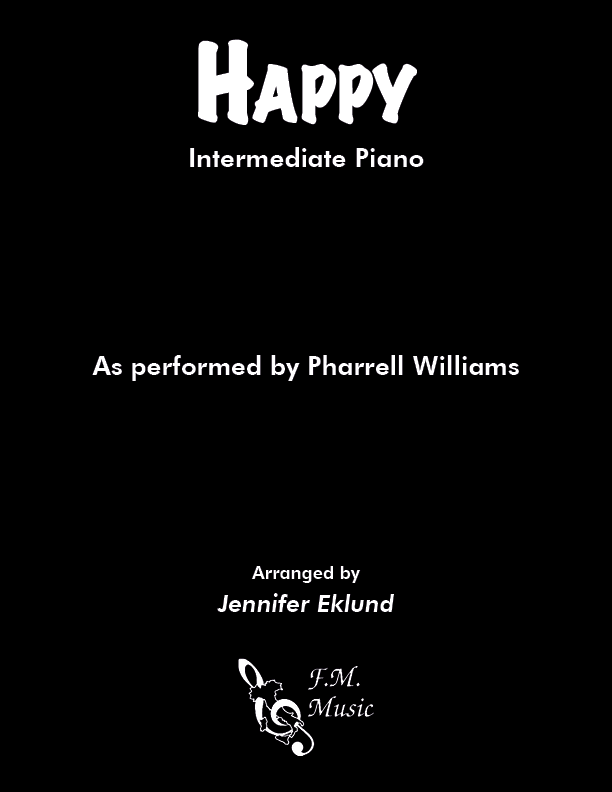 Happy (Intermediate Piano)
