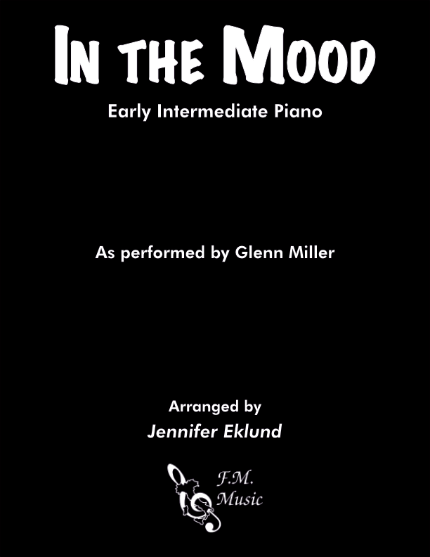 In The Mood (Early Intermediate Piano)