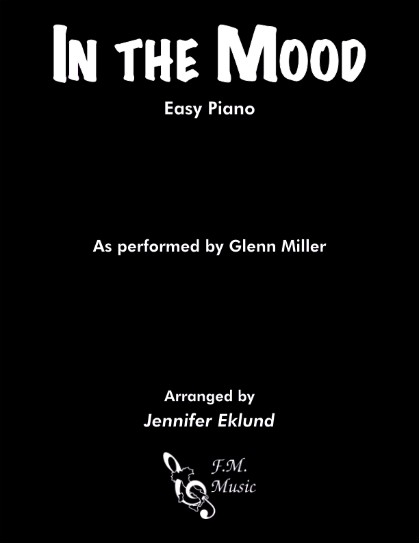 In The Mood (Easy Piano)