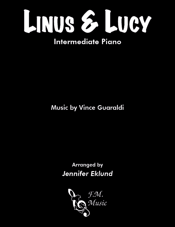 Linus And Lucy (Intermediate Piano)