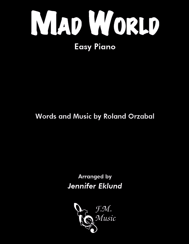 Mad World (Easy Piano)