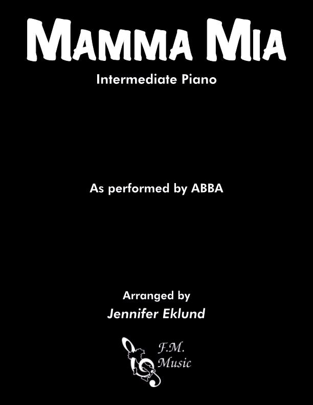 Mamma Mia (Intermediate Piano)