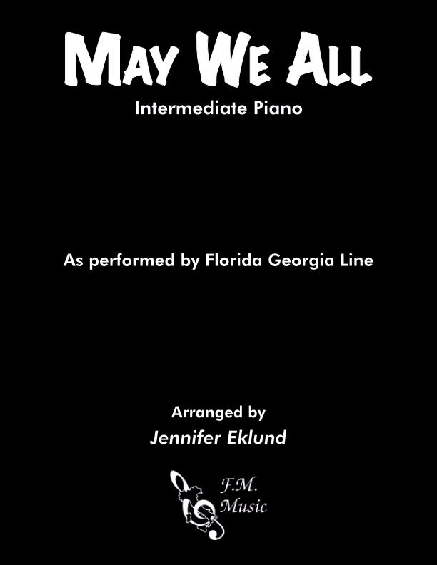 May We All (Intermediate Piano)
