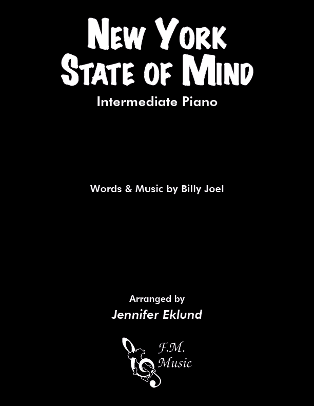 New York State Of Mind (Intermediate Piano)