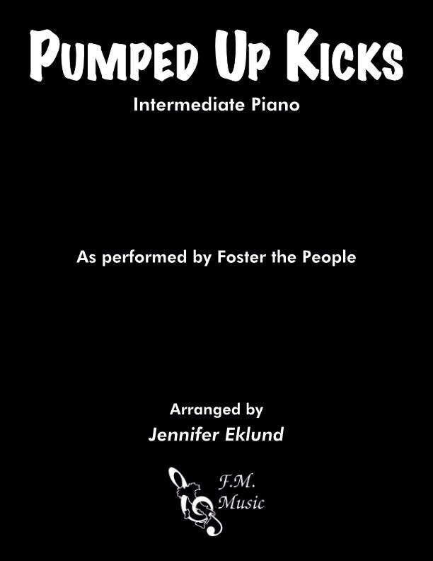 Pumped Up Kicks (Intermediate Piano)