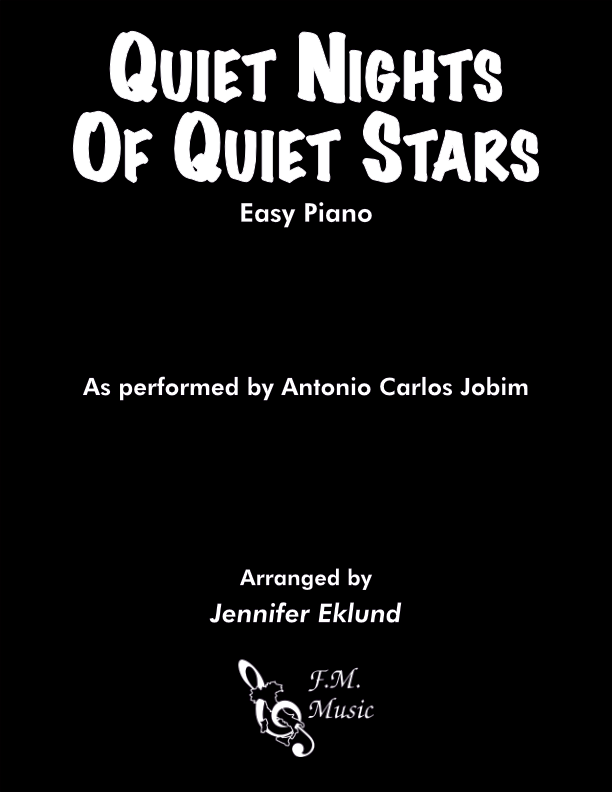 Quiet Nights Of Quiet Stars (Easy Piano)