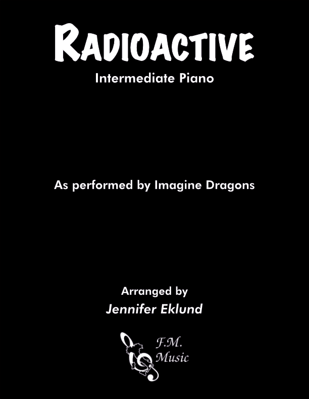 Radioactive (Intermediate Piano)