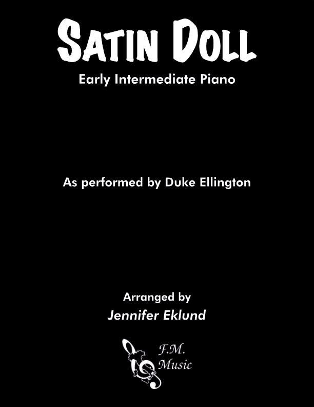 Satin Doll (Early Intermediate Piano)