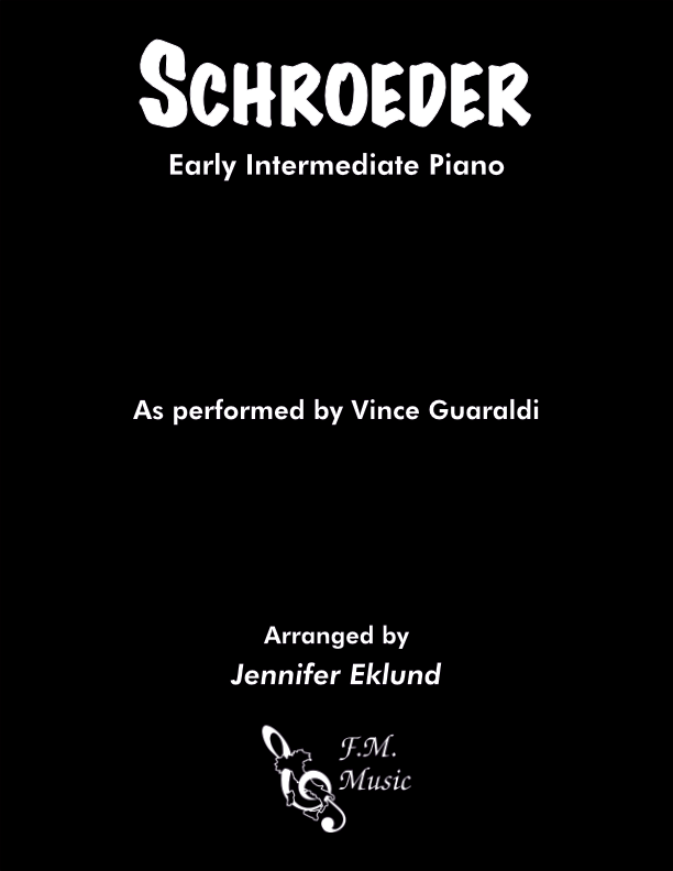 Schroeder (Early Intermediate Piano)