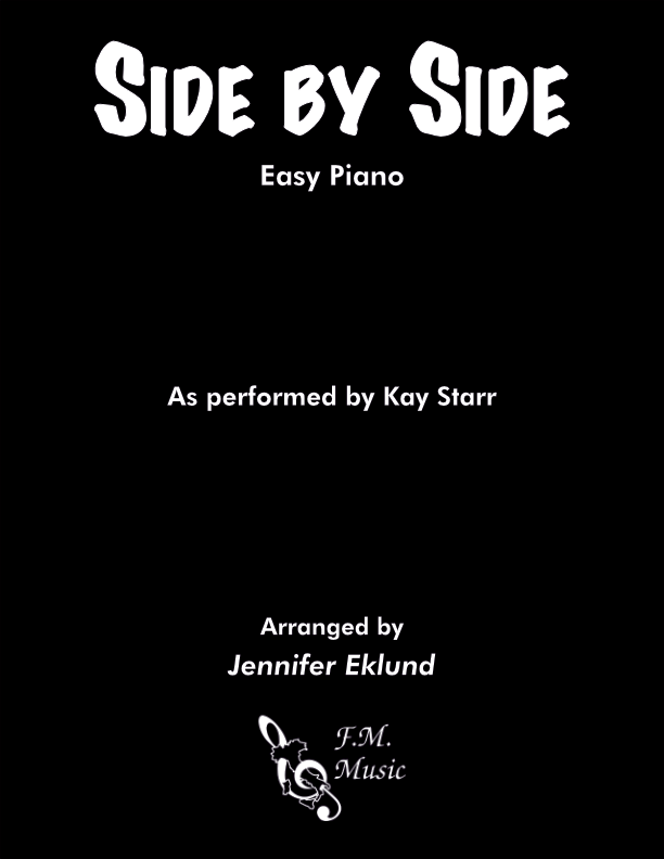 Side By Side (Easy Piano)