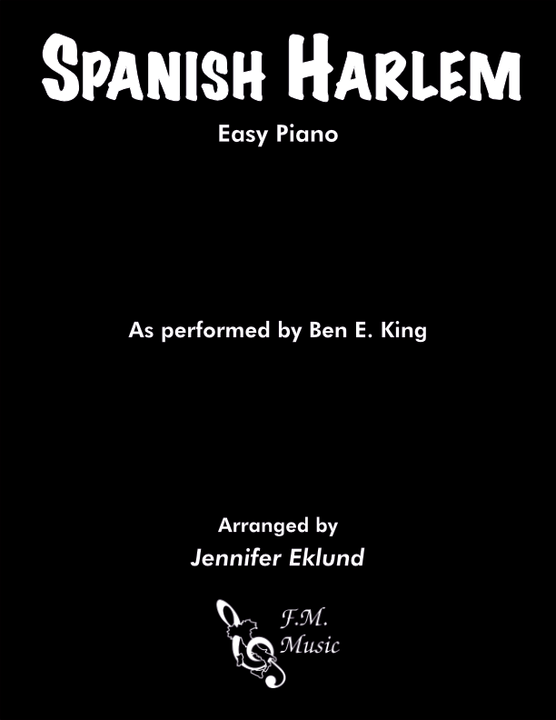 Spanish Harlem (Easy Piano)