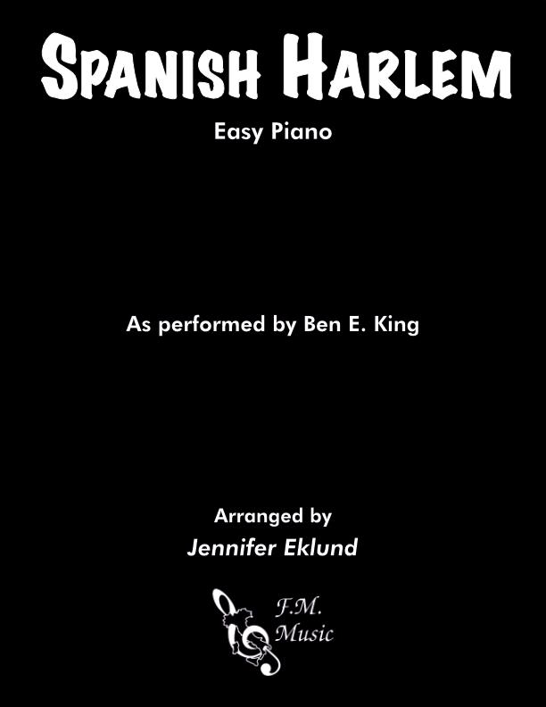 Spanish Harlem (Easy Piano)