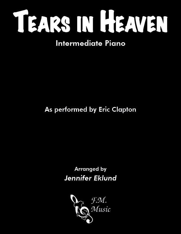Tears In Heaven (Intermediate Piano)