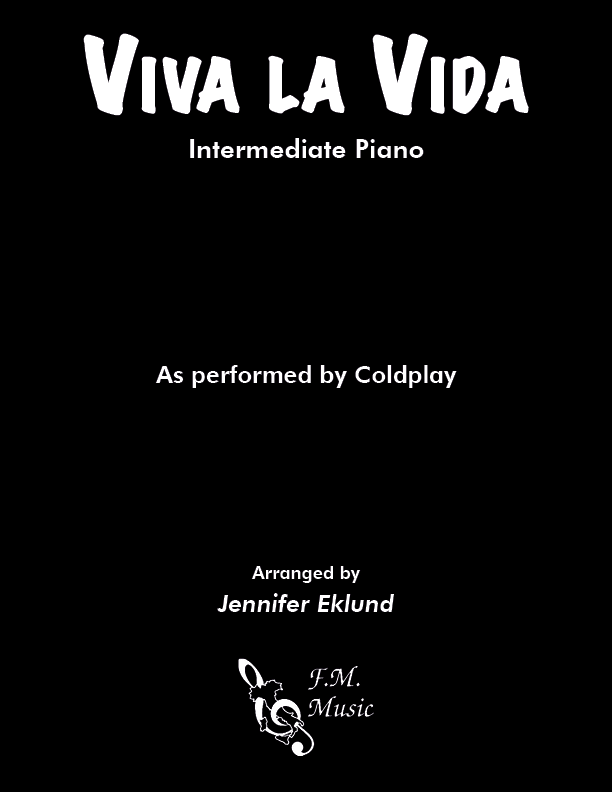 Viva La Vida (for Intermediates)