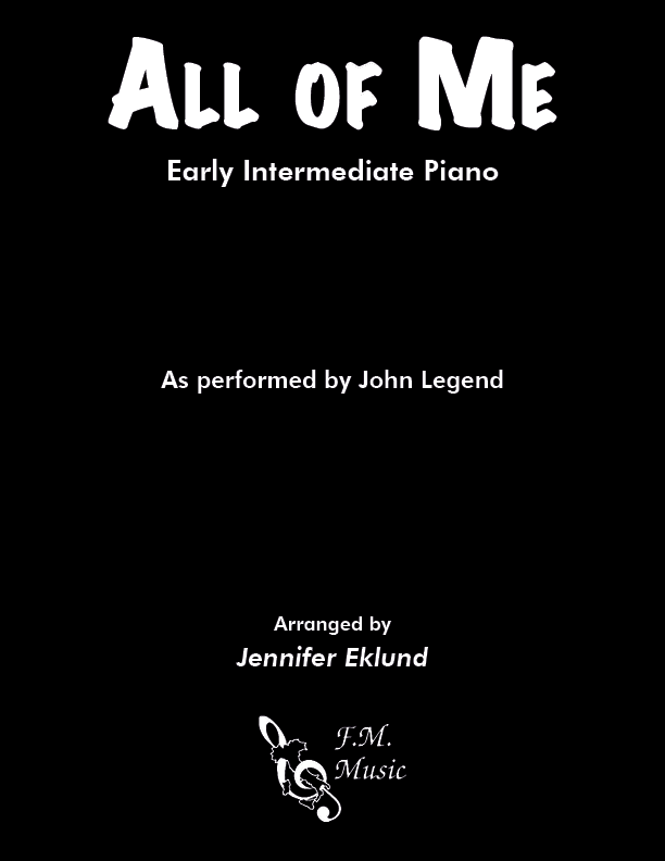 All Of Me (Early Intermediate)