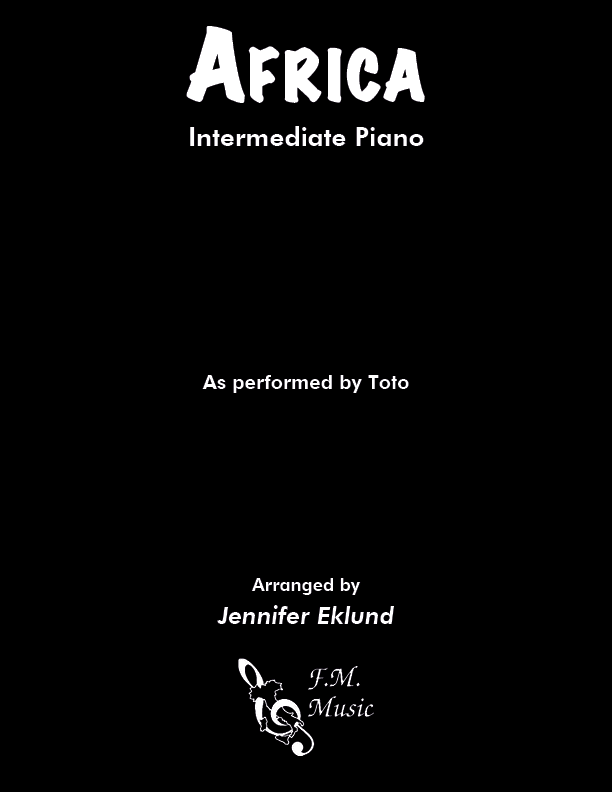 Africa (Intermediate Piano)