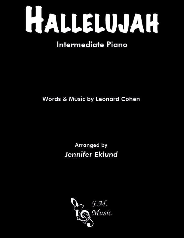 Hallelujah (Lyrical Intermediate Piano)