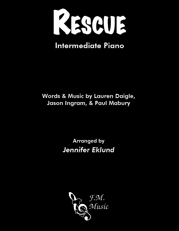 Rescue (Intermediate Piano)