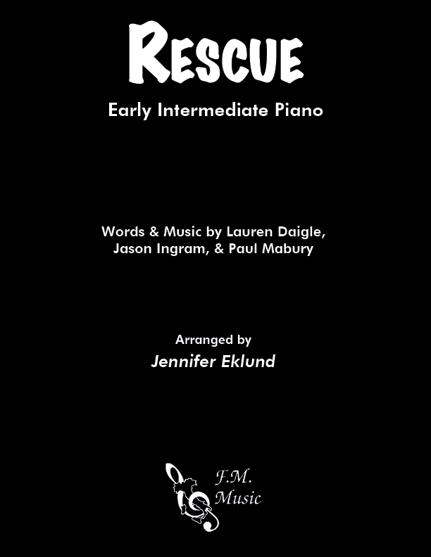 Rescue (Early Intermediate Piano)