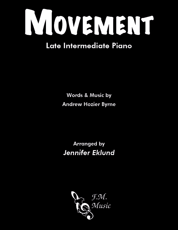Movement (Late Intermediate Piano)