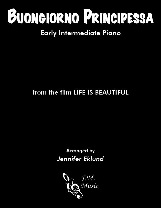 Buongiorno Principessa (Early Intermediate Piano)