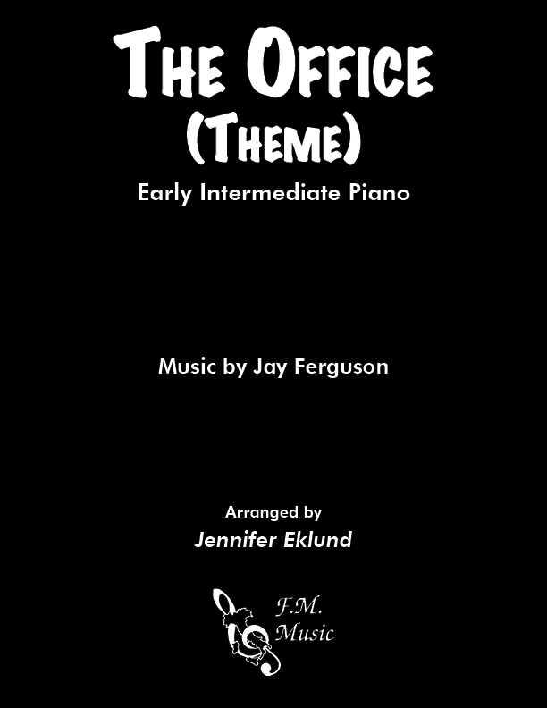 The Office (Theme) (Early Intermediate Piano)