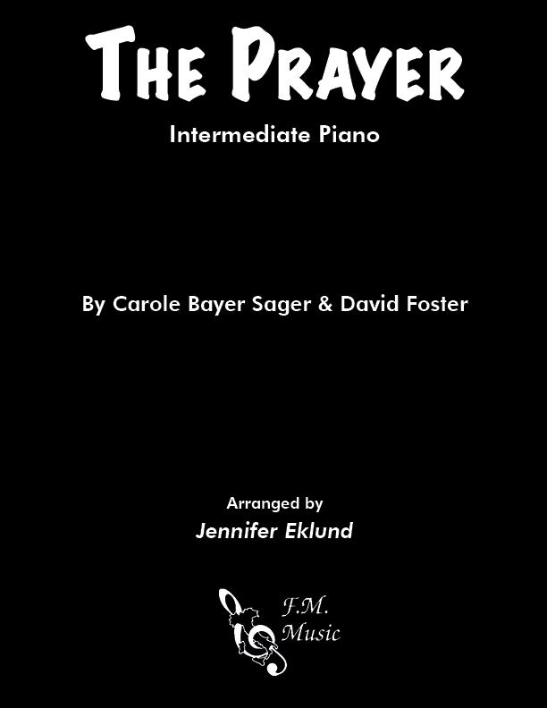 The Prayer (Intermediate Piano)