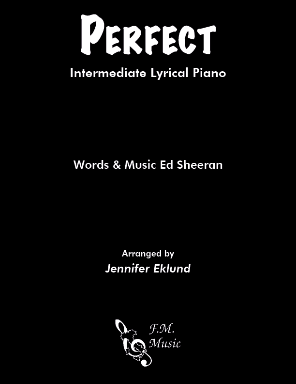 Perfect (Intermediate Lyrical Piano)