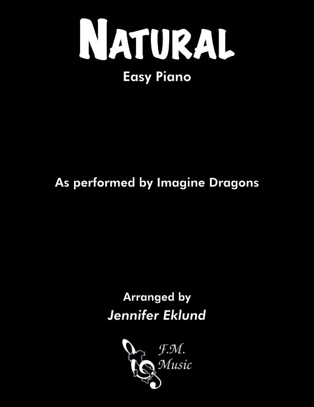 Natural (Easy Piano)