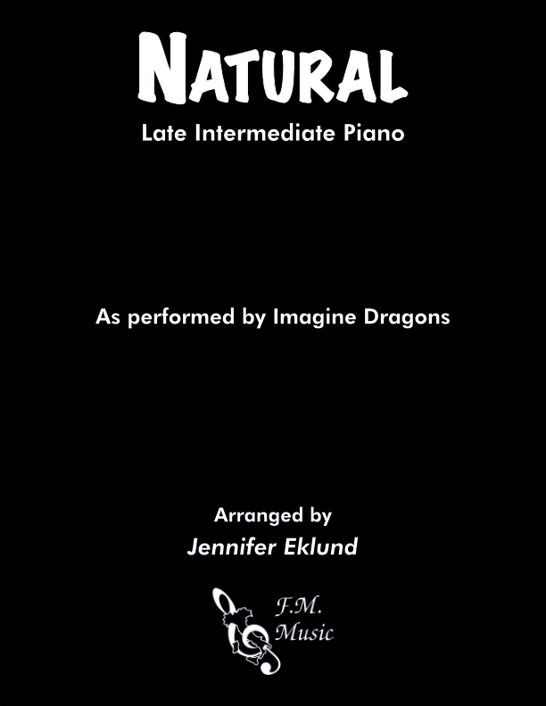 Natural (Late Intermediate Piano)