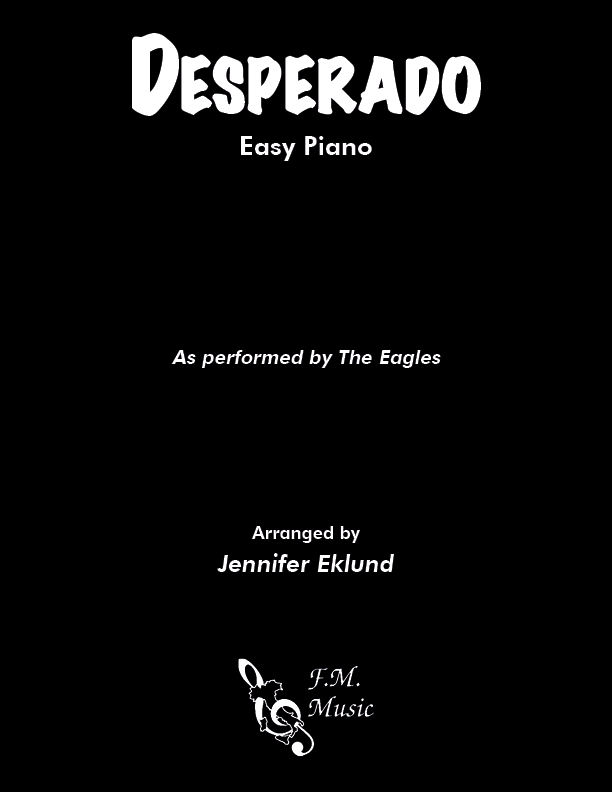 Desperado (Easy Piano)