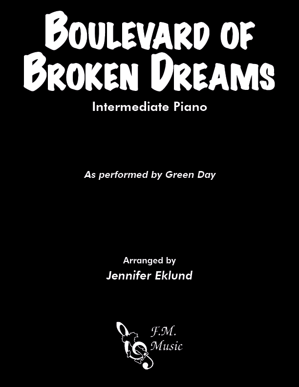 Boulevard of Broken Dreams (Intermediate)