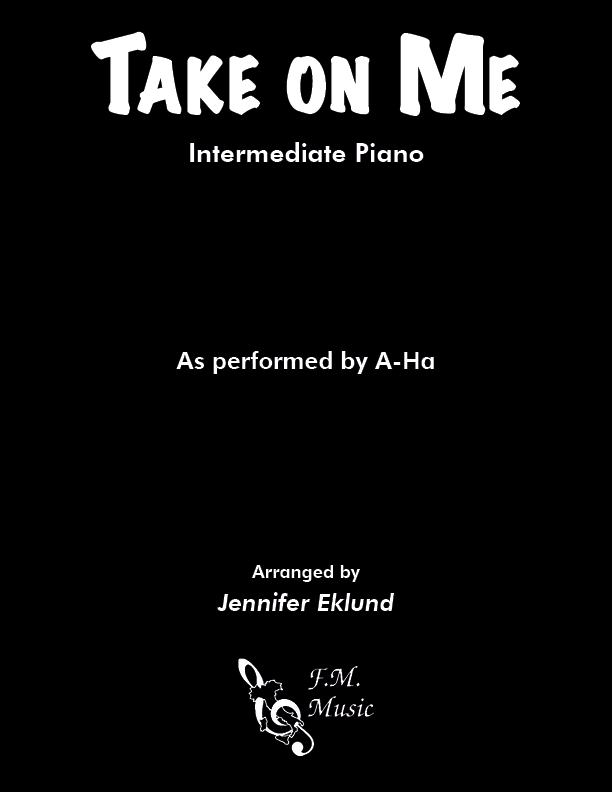 Take On Me (Intermediate Piano)