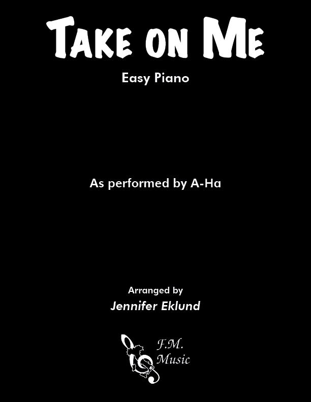 Take On Me (Easy Piano)