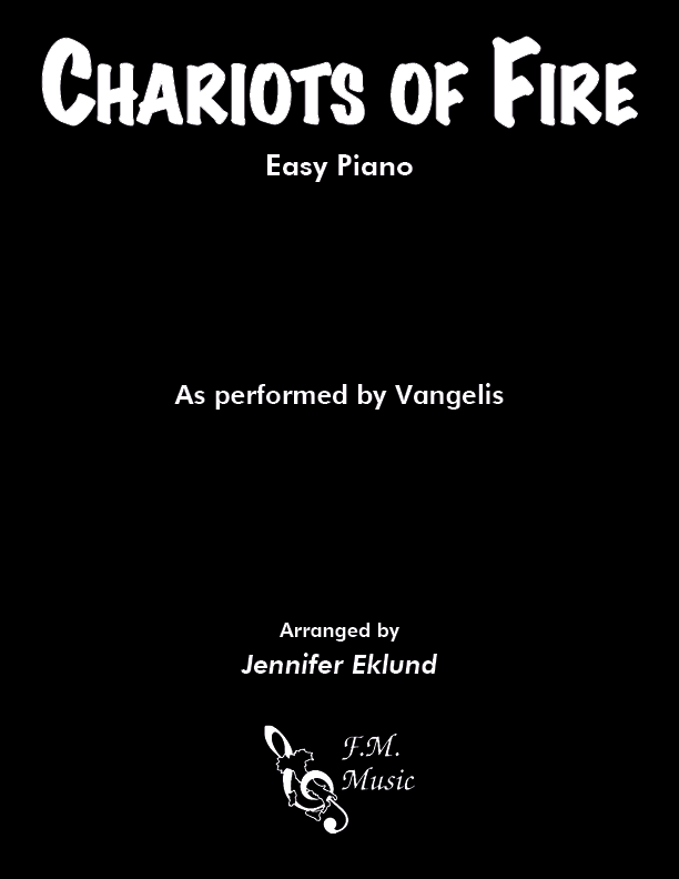 Chariots of Fire (Easy Piano)
