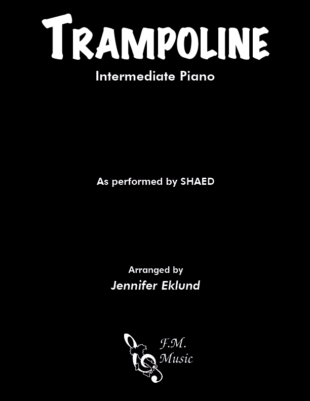Trampoline (Intermediate Piano)