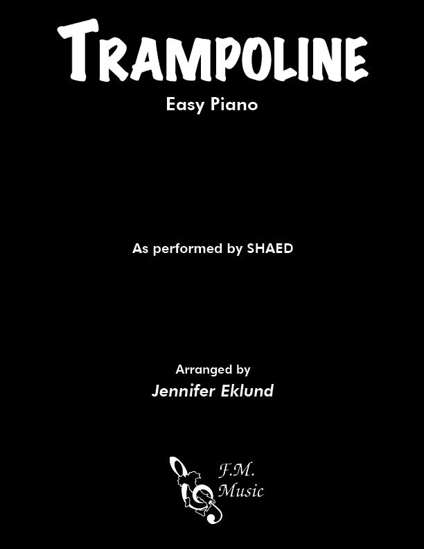 Trampoline (Easy Piano)