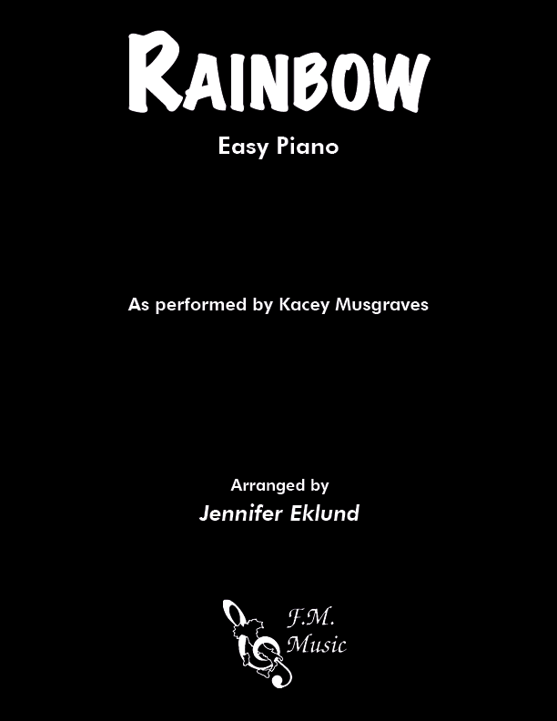 Rainbow (Easy Piano)