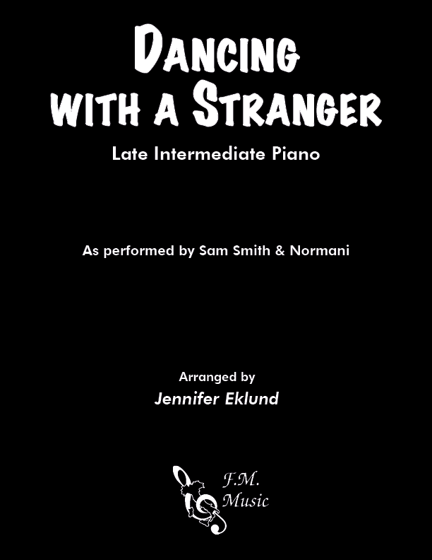 Dancing with a Stranger (Late Intermediate Piano)