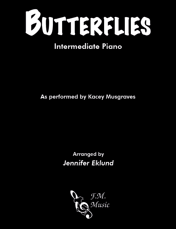 Butterflies (Intermediate Piano)