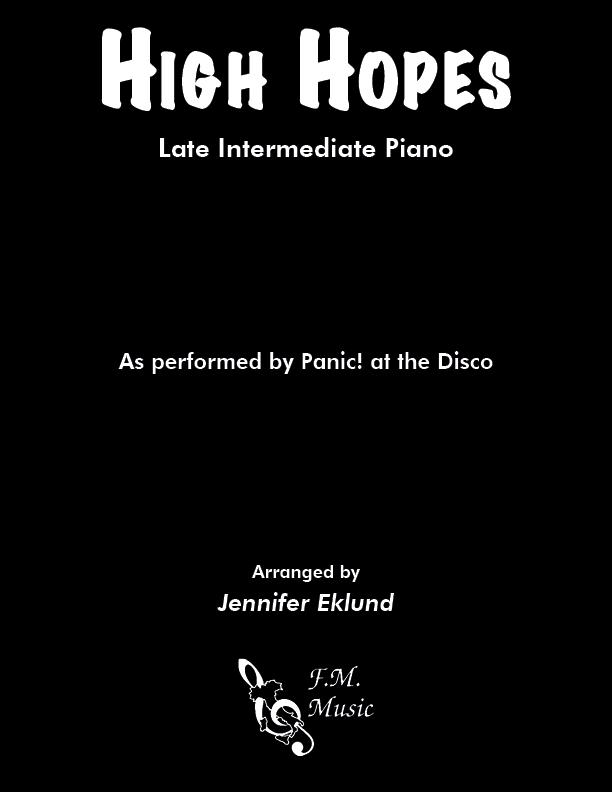 High Hopes (Intermediate Piano)